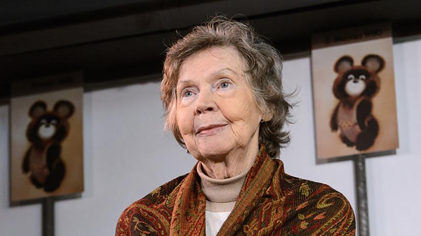 Директор Нижнетагильского театра прокомментировала смерть Изы Высоцкой
