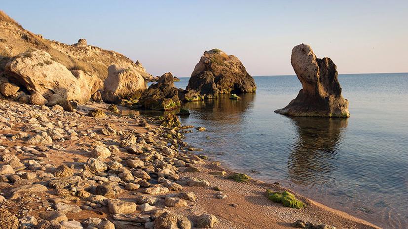 В Крыму предложили Украине «вычерпать Азовское море»