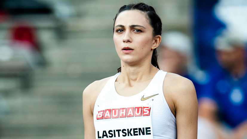 Ласицкене высказалась о прерванной серии побед на легкоатлетических соревнованиях