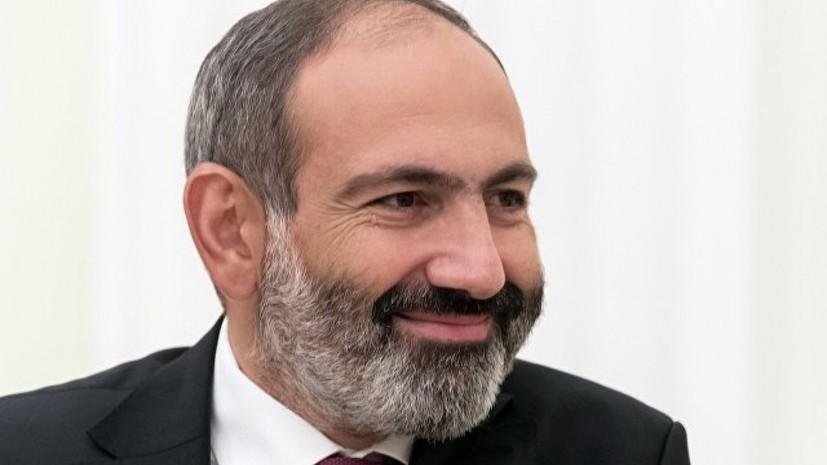 Пашинян рассказал об отсутствии изменений в отношениях Армении и ЕС