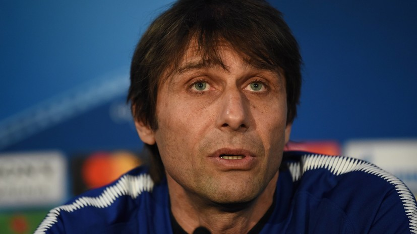 СМИ: Экс-тренер «Челси» Конте намерен судиться с английским клубом