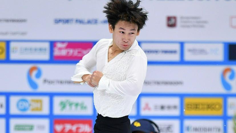 Казахстанские спортсмены будут выступать с траурными лентами в память о фигуристе Тене