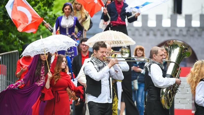 Фестиваль Турции пройдёт 10—12 августа в Москве