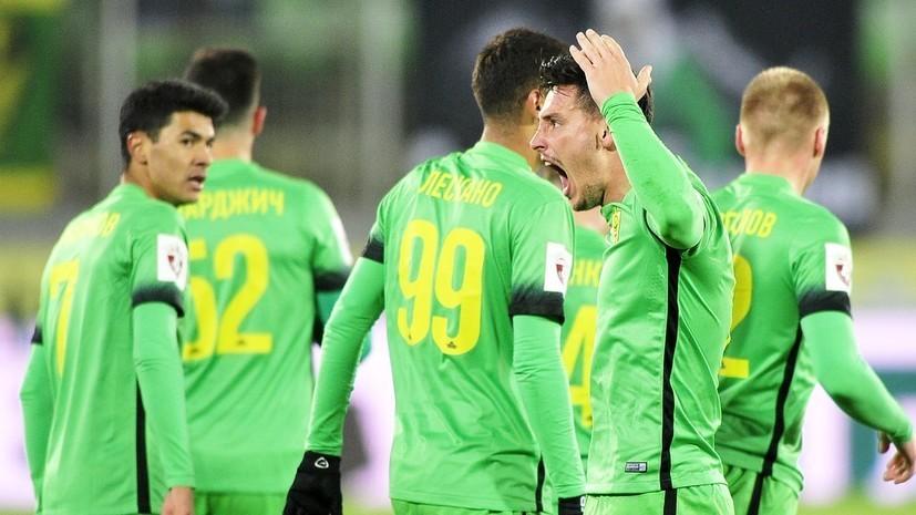 Гендиректор ФК «Анжи» не исключил, что команда может не доиграть сезон-2018/19