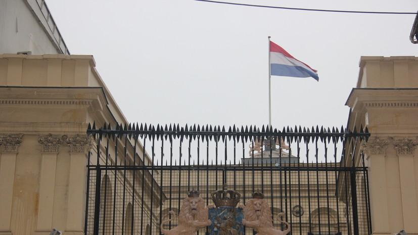 Турция и Нидерланды договорились нормализовать дипломатические отношения
