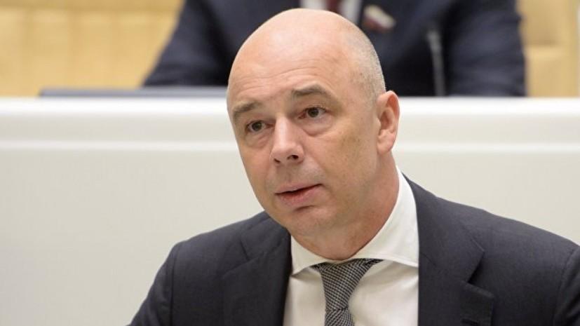 Силуанов обсудил с властями Красноярского края ситуацию со строительством метро