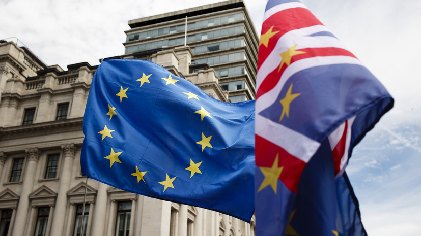 Глава Минфина Британии сообщил о готовности потратить £3 млрд на брексит