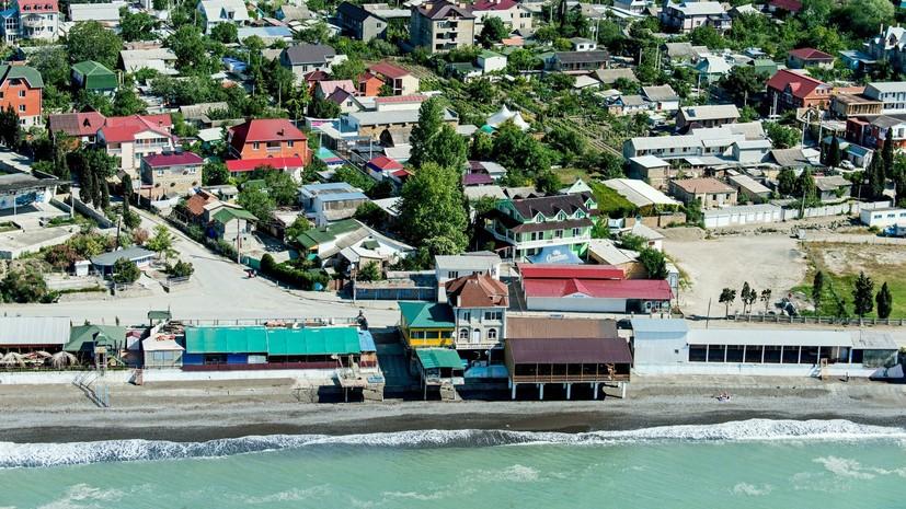 В Крыму планируют создать две зоны с особой архитектурно-планировочной организацией