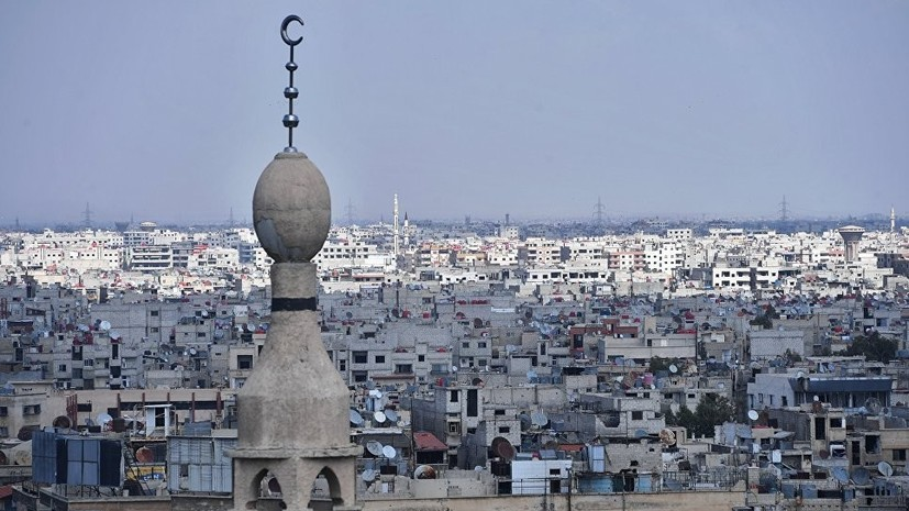 В Минобороны России назвали число покинувших Сирию людей с 2011 года