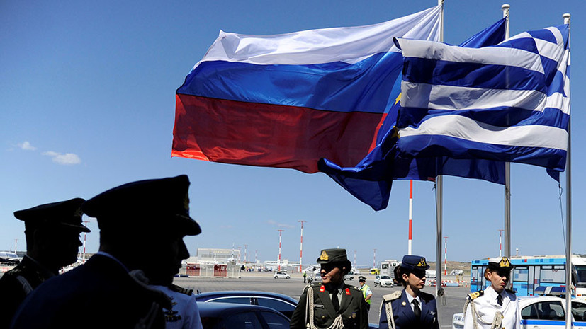 «Ни единого факта»: МИД РФ выразил решительный протест из-за антироссийских заявлений Афин