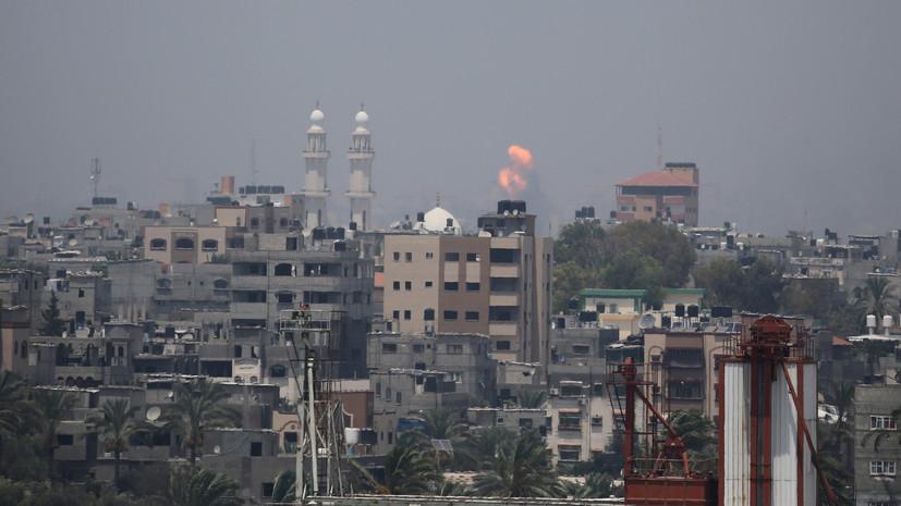 На границе Израиля и Газы сработали сирены тревоги