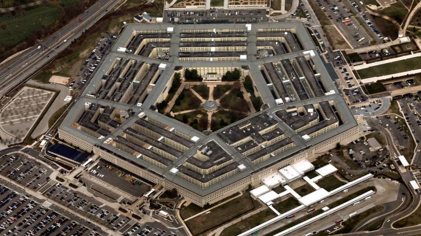 Пентагон началзаключение контрактов на поставку Киеву военной техники на $200 млн