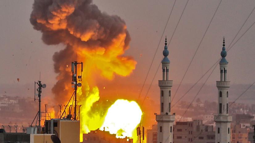 Армия Израиля сообщила о гибели военнослужащего при обстреле возле сектора Газа