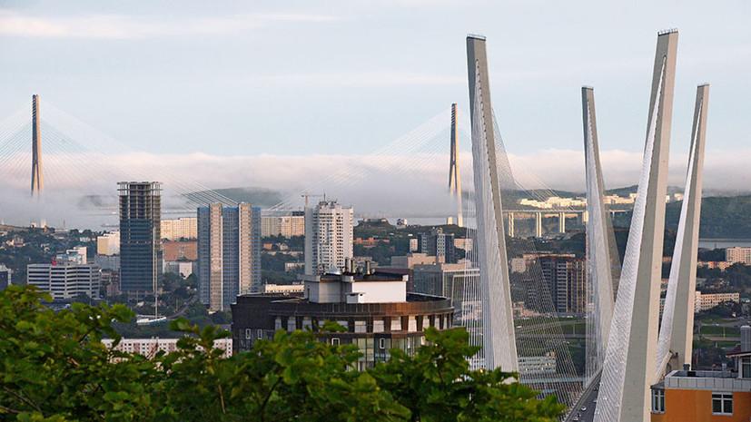 Министр по развитию Дальнего Востока: вот бы летнюю Олимпиаду во Владивостоке