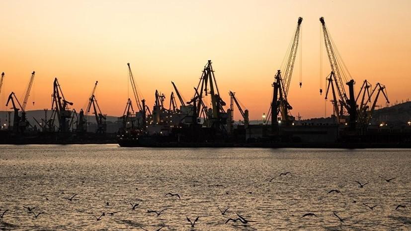 В Совфеде прокомментировали заявление Киева о санкциях против черноморских портов России