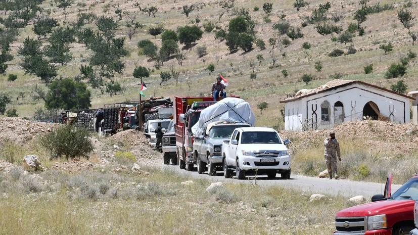 В Сирию с начала операции вернулись более 232 тысяч беженцев из-за рубежа