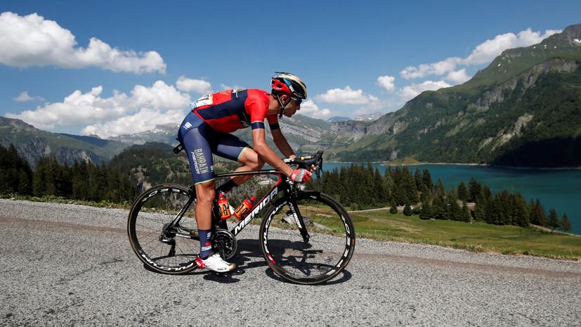 Команда велогонщика Нибали может подать в суд на «Тур де Франс»