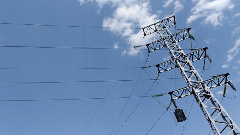 Жители пяти районов Забайкальского края частично остались без энергоснабжения