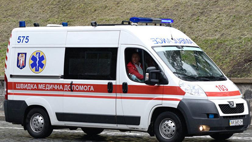 На Украинеокажут помощьпострадавшему в аварии под Житомиром мальчику из России