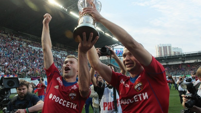 Игнатьев: Березуцкие представляют собой большой этап российского футбола