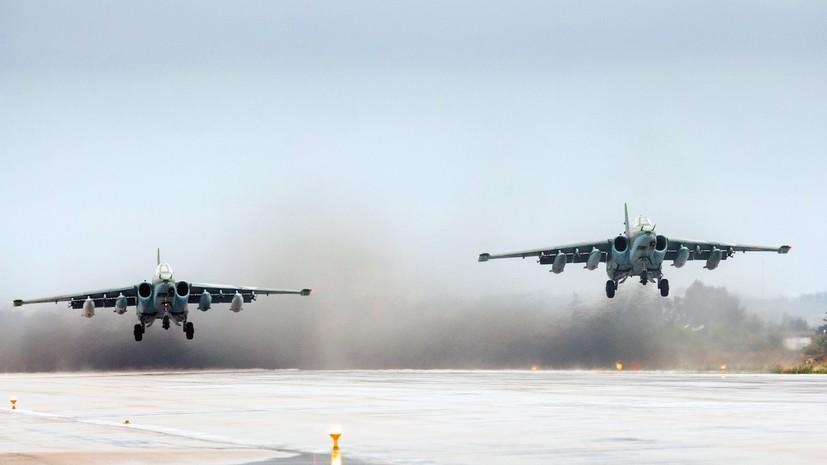 «Запуски БПЛА не прекращаются»: российские ПВО сбили беспилотник боевиков в районе авиабазы Хмеймим