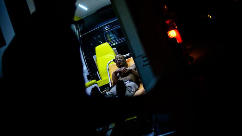 В Южно-Африканской Республике в результате нападения вооружённых людей на микроавтобус