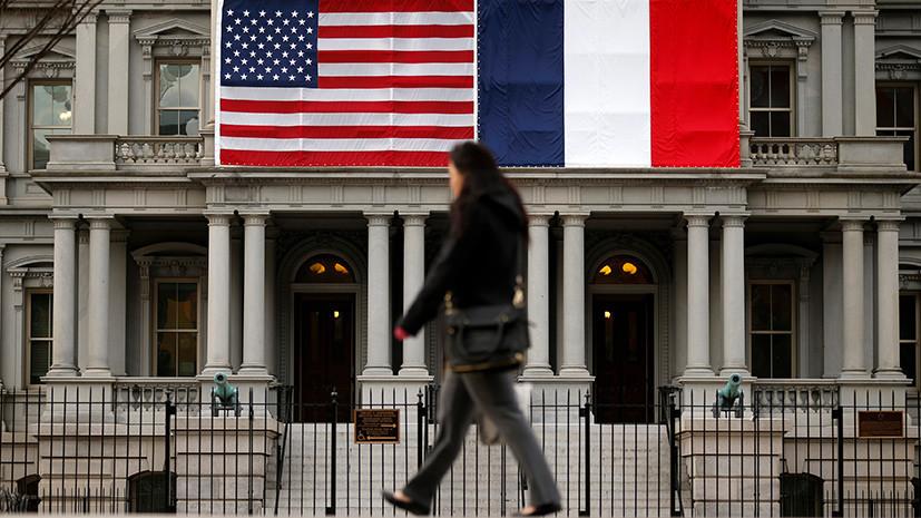 «Будут только проигравшие»: во Франции заявили о начале торговой войны между ЕС и США