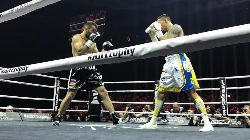 Кремлёв заявил, что многие хотели бы увидеть бой-реванш между Гассиевым и Усиком