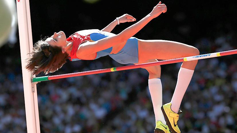 Высокие прыжки в исполнении Чичеровой и рекорд Лесного в толкании ядра: итоги чемпионата России по лёгкой атлетике