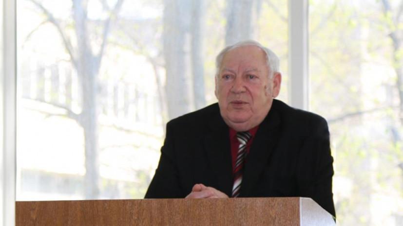 Глава операции по задержанию Чикатило умер в Ростове-на-Дону