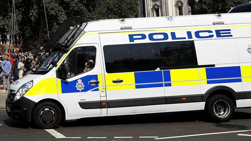Жителя Лондона обвинили в подготовке теракта