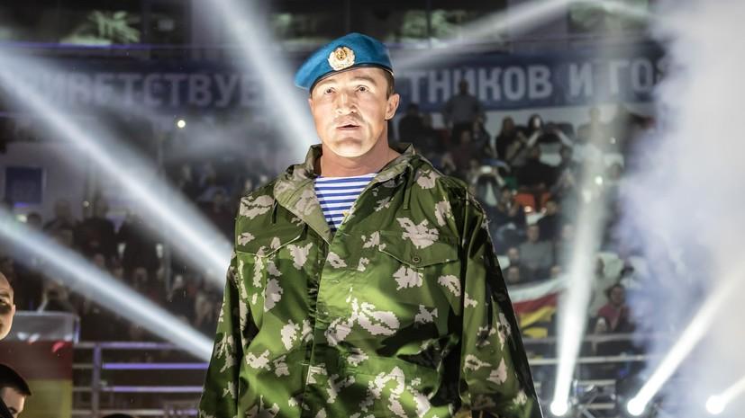 Рябинский не исключил возможность проведения боя между Лебедевым и Усиком