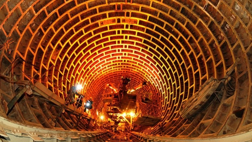 Станцию метро «Нижняя Масловка» планируют открыть в Москве в 2019 году