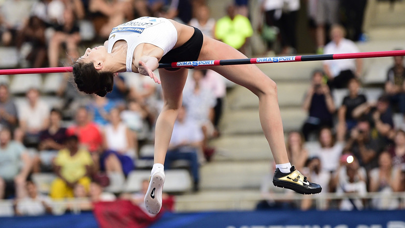 Ласицкене стала победительницей этапа «Бриллиантовой лиги» в Лондоне