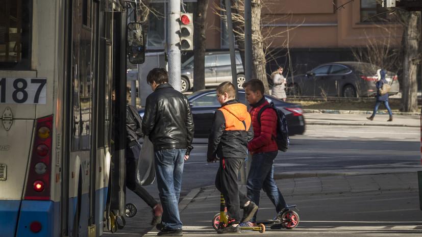 В Краснодаре восстановили движение троллейбусов после ливня