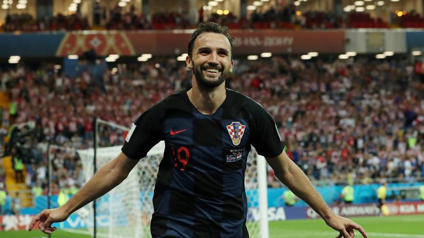 СМИ: Хорватский футболист Бадель отказал «Зениту» и перейдёт в «Ньюкасл»