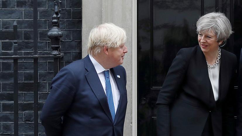 «Лучше, чем Тереза Мэй»: есть ли у Бориса Джонсона шансы вернуться в правительство Британии в должности премьер-министра