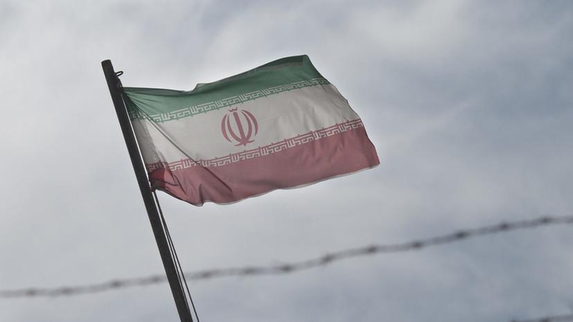 В Иране ответили на угрозы Трампа в адрес страны