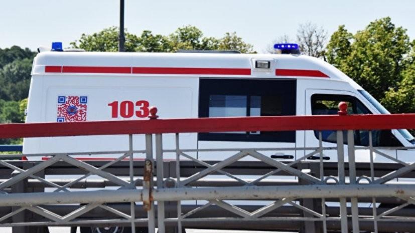 В Курске при столкновении двух трамваев пострадали пять человек