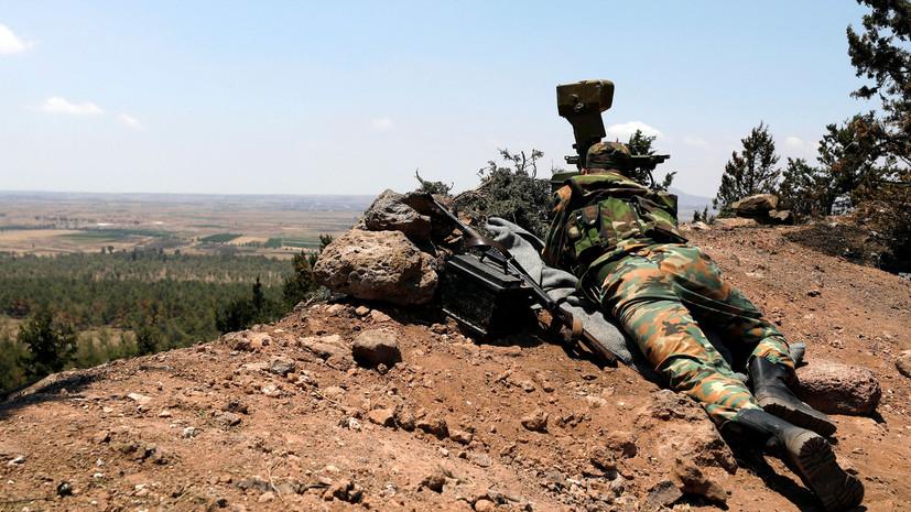 Россия зафиксировала два случая нарушения режима прекращения огня в Сирии за сутки