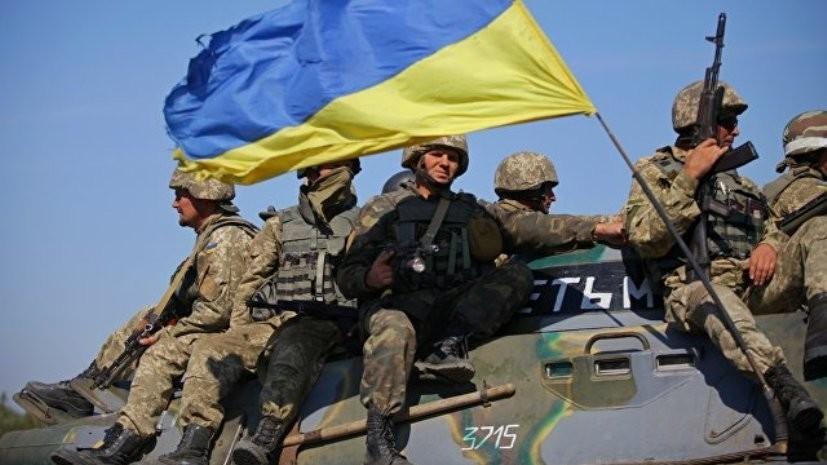 Украина развернула вДонбассе подразделения для борьбы сбронеобъектами иукреплениями