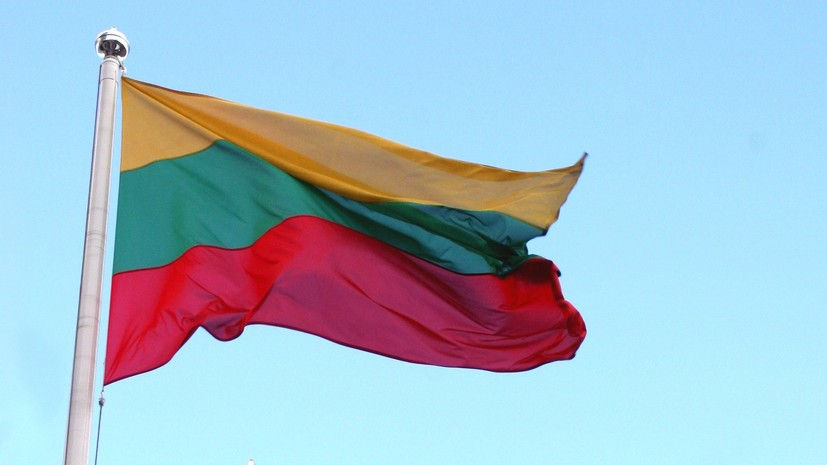 В МИД Литвы посоветовали прокурорам и судьям страны не посещать Россию