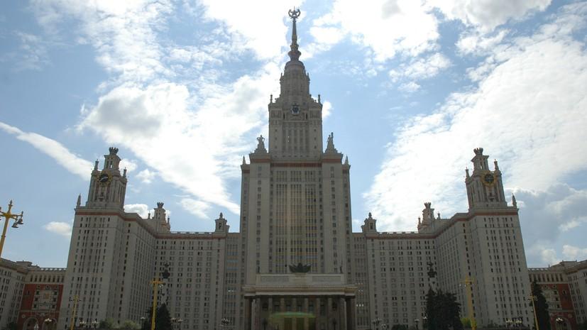 В России увеличилось число иностранных студентов