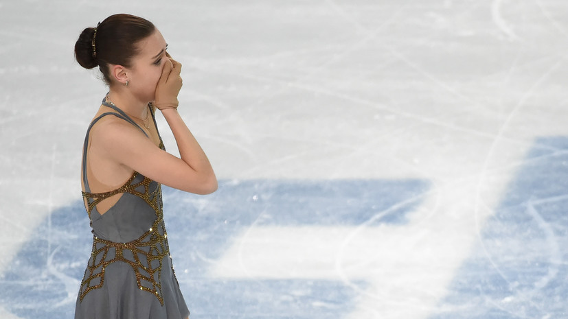 Фигуристка Сотникова призналась, что находится на грани срыва
