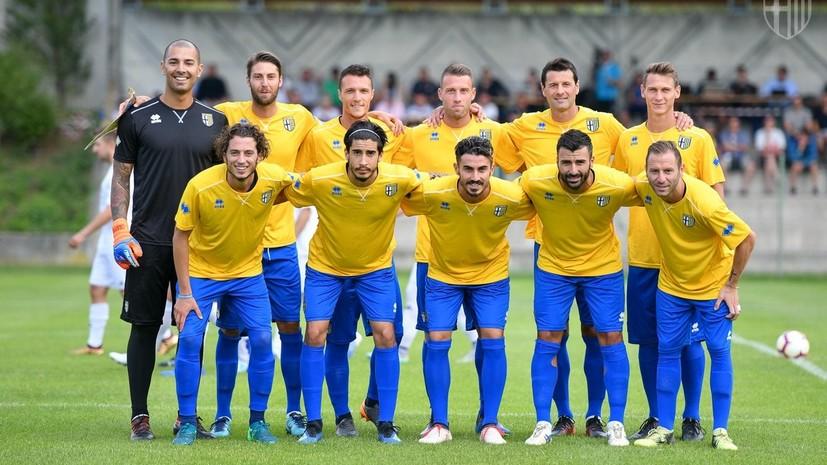 Футбольный клуб «Парма» оспорит решение о снятии пяти очков в апелляционном суде