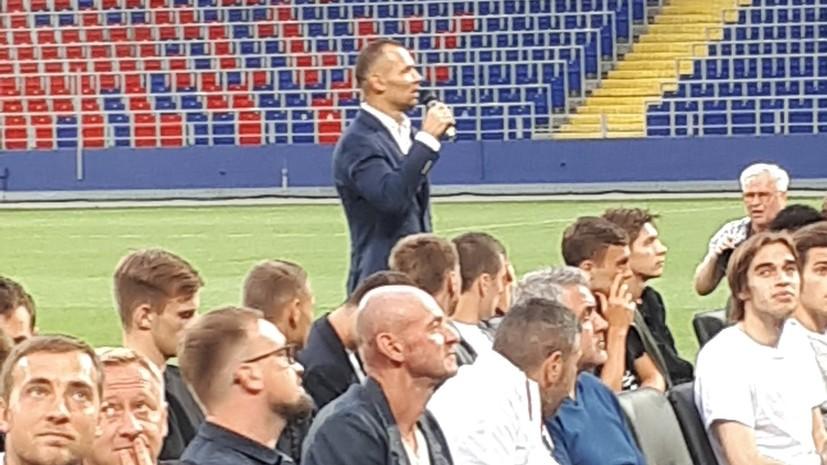 Игнашевич станет тренером молодёжной команды ПФК ЦСКА
