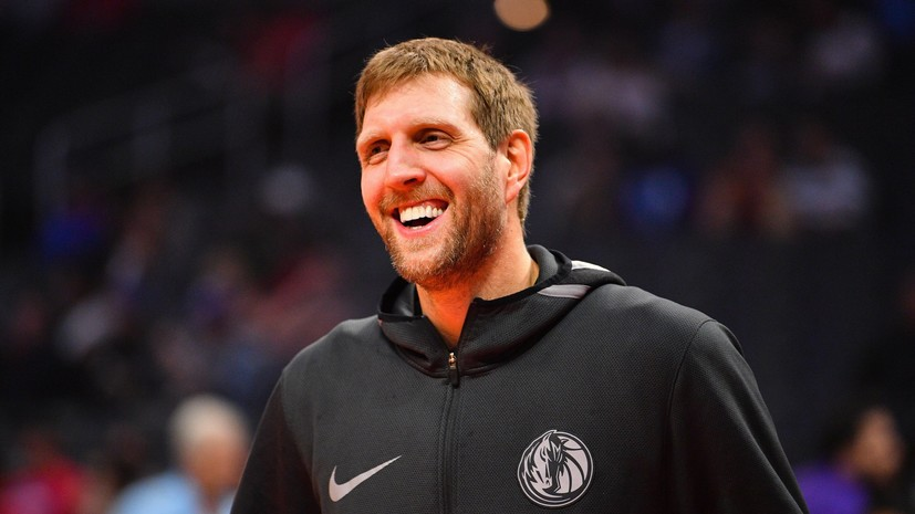 Баскетболист Новицки подписал контракт с «Далласом» и установит рекорд НБА по количеству сезонов в одной команде