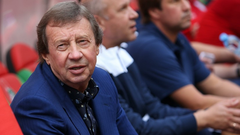 Сёмин назвал игру за Суперкубок продолжением чемпионата России