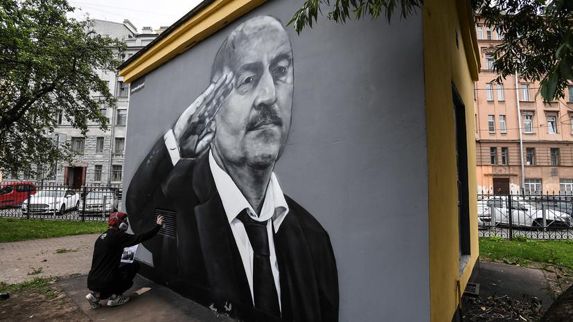 Испортивший граффити с Черчесовым вандал оказался ЛГБТ-активистом