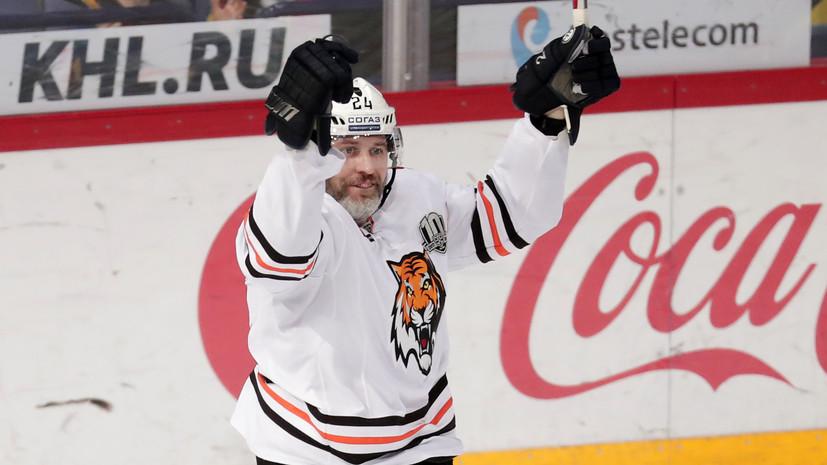 Экс-хоккеист сборной России Фролов перешёл в клуб из Южной Кореи